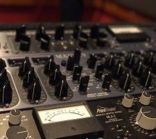 マスタリング用アウトボード (Manley Labs / Prism Sound)